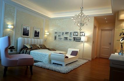Chambre de conception de produits 3d model download free for Conception chambre 3d