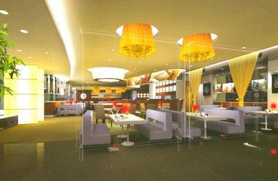 Restaurant design loisirs style 3d model download free 3d for 3d restaurant design software