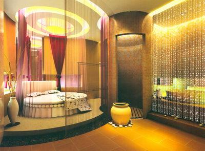 Sauna salle de luxe 3d model download free 3d models download for Salon egyptien
