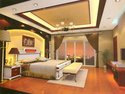 Royal Style Bedroom 3D Model Download Free 3D Models Download