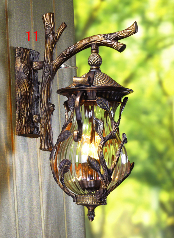 Outdoor Wall Lampes / Lampes Pendentif