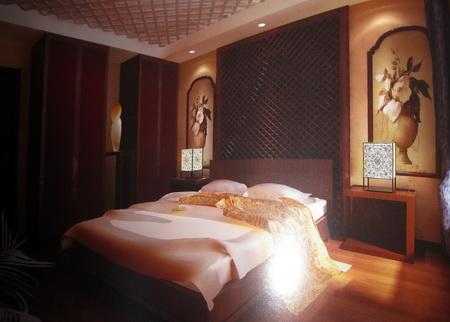 Vintage chinois en bois chambre coucher y compris le for Des modeles de chambre a coucher