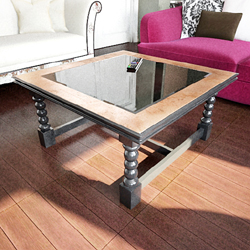Square table basse mod¨¨le 3D de la Chine