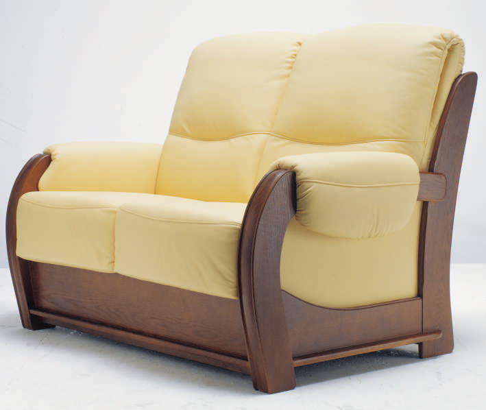 Base Lit Double En Bois : Wood Base Sofa