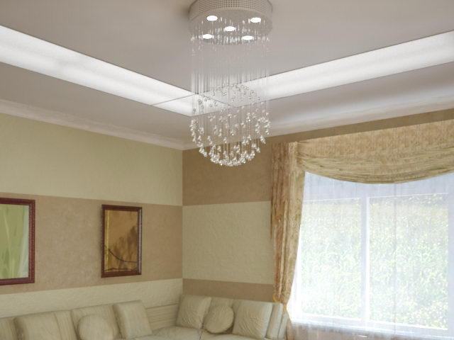 Mod le 3d de crystal gualian plafond y compris le mat - Venta de lamparas de techo ...
