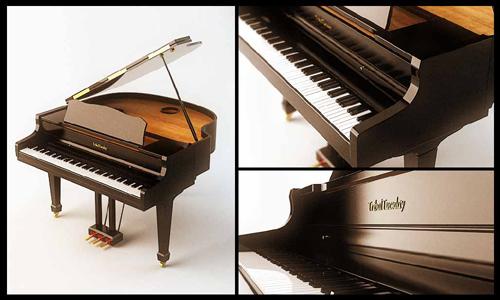 arc mod le 3d de piano queue bas s sur la performance 3d model download free 3d models download. Black Bedroom Furniture Sets. Home Design Ideas