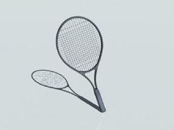 Simple raquettes de tennis Sports