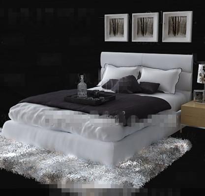 Bed 3D T¨¦l¨¦charger 3D Model Download,Free 3D Models Download