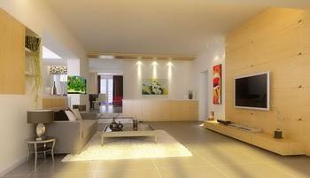 Frais salon jaune et blanc vivant couleur 3d model download free 3d models do - Salon jaune et blanc ...