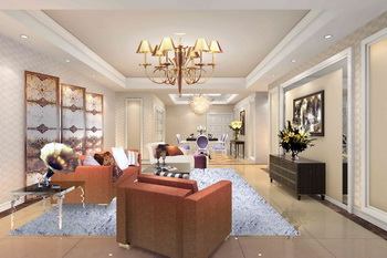 lumineux et spacieux salon moderne 3d model download free 3d models download. Black Bedroom Furniture Sets. Home Design Ideas