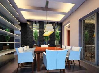 Frais et naturel salle manger sens 3d model download for Salle a manger 3d gratuit