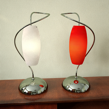 Lampe de table moderne mode mod¨¨le 3D