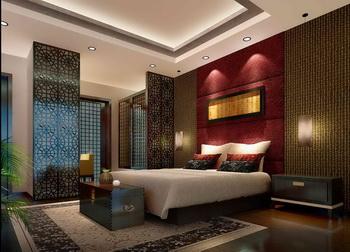 style chinois mod le de sc ne chambres de luxe 3d model download free 3d models download. Black Bedroom Furniture Sets. Home Design Ideas