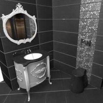 Toilette salle de bains 3d models free download 3d model for Salle de bain model