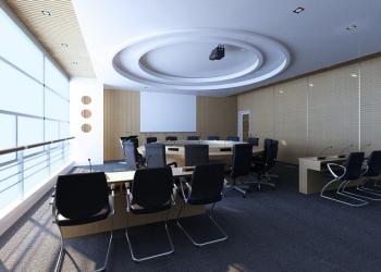 Des Mod Les 3d De La Salle De Conf Rence 3d Model