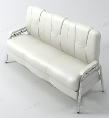 Sofa blanc mode mod¨¨le people