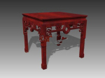 Mod¨¨le de table chinois Rich