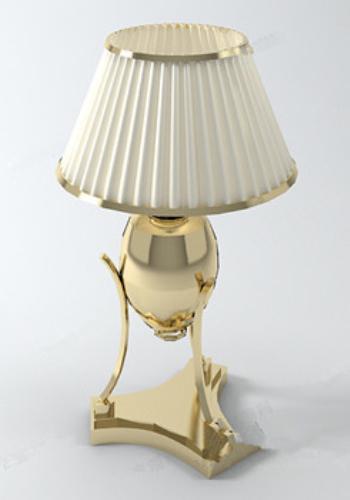 blanc mod le de lampe de luxe 3d model download free 3d models download. Black Bedroom Furniture Sets. Home Design Ideas