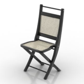 mod le de chaise en bambou 3d model download free 3d models download. Black Bedroom Furniture Sets. Home Design Ideas