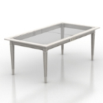 Transparent mod¨¨le de table de tennis de table