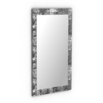 miroir mod le de cadre blanc 3d model download free 3d models download. Black Bedroom Furniture Sets. Home Design Ideas