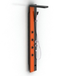 Orange douche mod¨¨les 3D