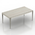 blanc petit mod¨¨le de table