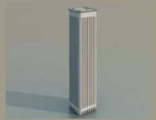 2   Skyscrapers / Architectural Model-18