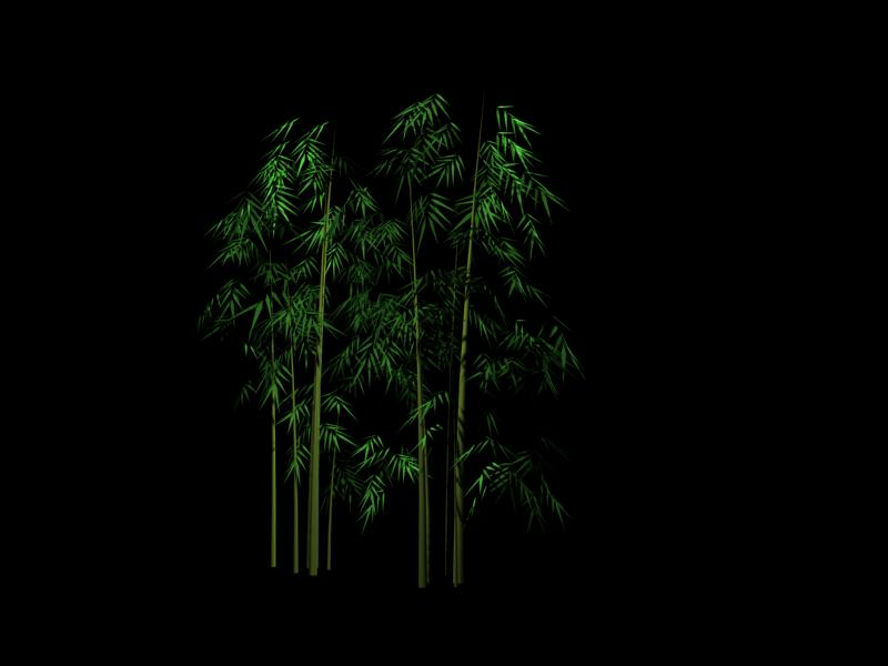 Plant 001 bambou 3d model download free 3d models download for Plante 3d gratuit
