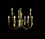 Lighting - chandeliers 004