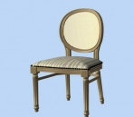 Mobilier- chaise  a010