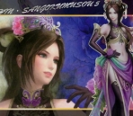 Dynasty Warriors caract¨¨re mod¨¨le 3D (avec carte)
